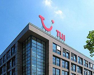 TUI Group - TUI head office in Hannover