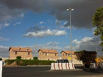 Tabuk, Saudi Arabia - Image: Tabuk Railway Station