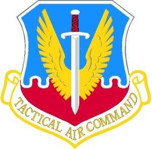 703d Tactical Air Support Squadron - Image: Tactical Air Command