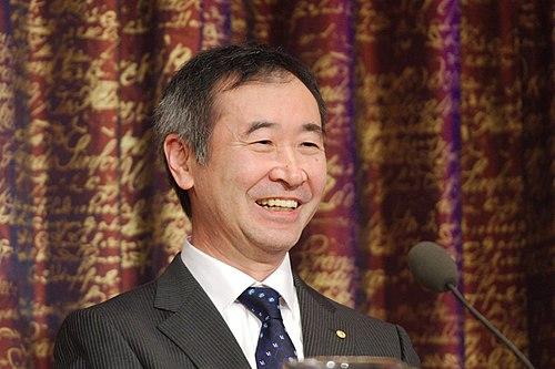 梶田 隆章(Takaaki Kajita)Wikipediaより