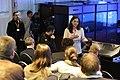 Tallinn Digital Summit press presentation- e-Estonia (37366465061).jpg