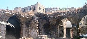 Tripoli, Lebanon - Ruins in Tripoli.