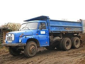 Tatra 148 - Image: Tatra 148 valnik