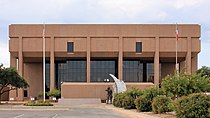 Taylor County Texas Courthouse 2015.jpg
