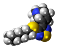 Tazomeline molecule spacefill.png