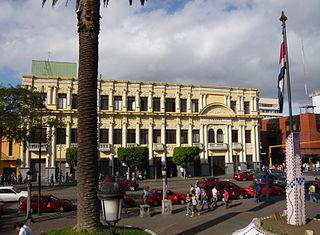 Melico Salazar Theatre theatre in San José, Costa Rica