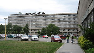 Technical University of Košice - Image: Technická univerzita Košice III