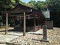 Teisan Shrine in Munakata Grand Shrine (Hetsu Shrine).JPG