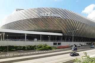 Tele2 Arena multi-purpose stadium in Stockholm