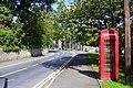 Telephone Box, Whalley Road, Sabden, Lancashire - geograph.org.uk - 2030892.jpg