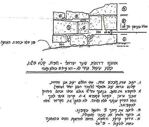 Tell Megiddo 2006 Preservation plan -3.jpg