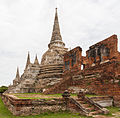 Templo Phra Si Sanphet, Ayutthaya, Tailandia, 2013-08-23, DD 12.jpg