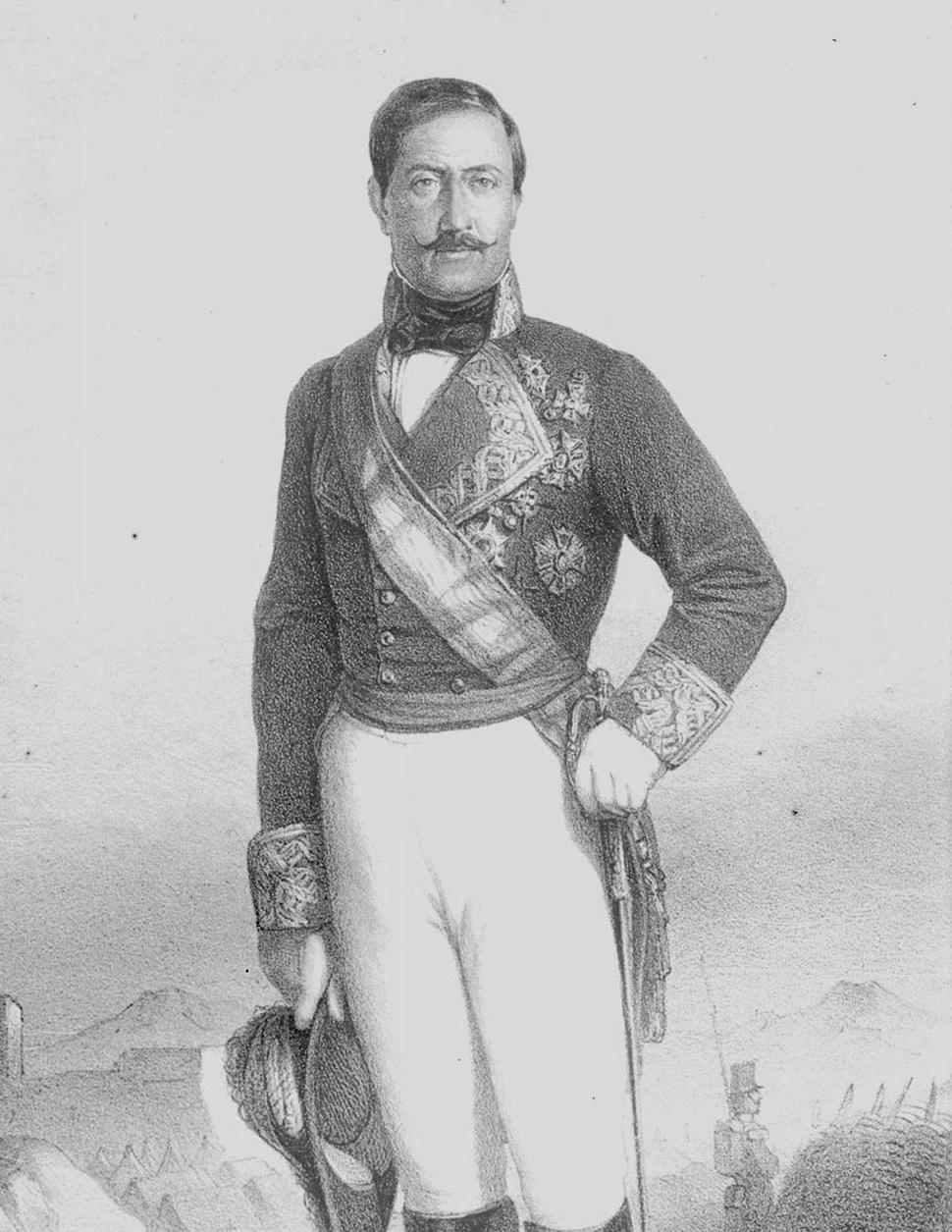 Teniente coronel Fernando Norzagaray