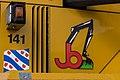 Terra Gator 2104 Track Dumper (detail) Locatie Noarderleech 04.jpg