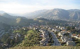 Terra Linda, San Rafael, California Former unincorporated community in California, United States