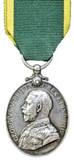 Territorial Efficiency Medal