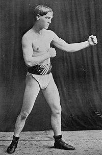 Terry McGovern (boxer) American boxer