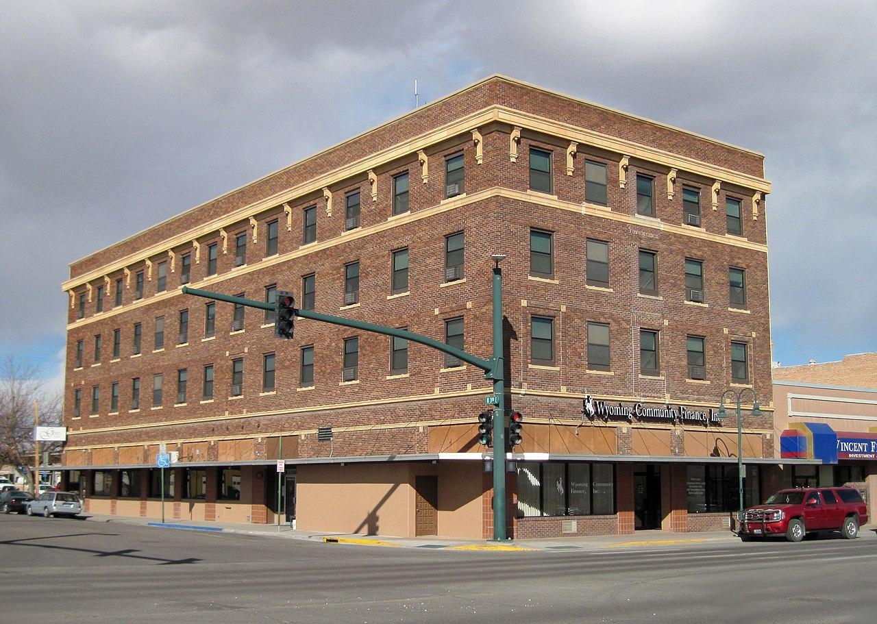 File Teton Hotel Riverton Wy Jpg