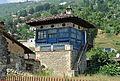 Tetovo - Arabati Baba Teke - Blue house.JPG