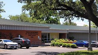 Texas Department of Transportation - Image: Texas DOT Austin District Office