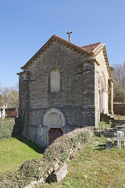 Chapelle seigneuriale de Tharoiseau