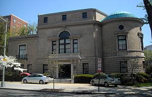 Congressional Club - Image: The Congressional Club
