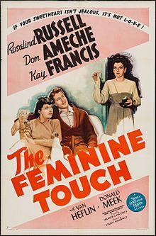 The Feminine Touch poster.jpg