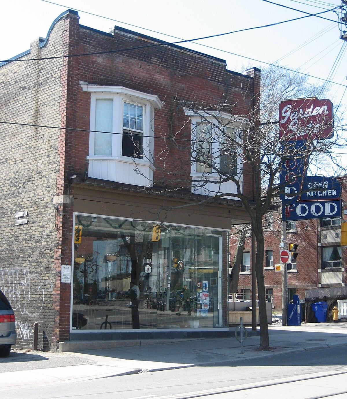 Garden Restaurant Toronto Dundas