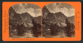 The Lost Arrow, Yosemite Valley, Cal, by Reilly, John James, 1839-1894.png