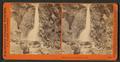 The Lower Yosemite Falls, 418 ft., Yosemite Valley, Mariposa Co. Cal, by Watkins, Carleton E., 1829-1916.png