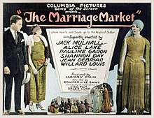The Marriage Market (1923) poster.jpg