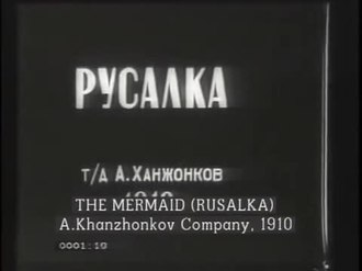 File:The Mermaid (1910).webm