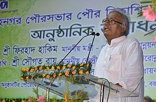 Saugata Roy Indian politician