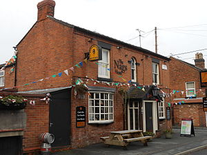 Willaston, Cheshire East - Image: The Nags Head, Willaston, Cheshire East (3)
