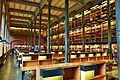 The National Library of Sweden - Kungliga biblioteket Stockholm - lesesalen - reading hall.JPG