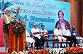 The Prime Minister, Shri Narendra Modi addressing the social leaders, in Goa on June 14, 2014. The Chief Minister of Goa, Shri Manohar Parrikar is also seen.jpg