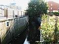 The River Ravensbourne near Elverson Road DLR station - geograph.org.uk - 1067965.jpg