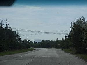 The Russian Woodpecker, photo 2, Chernobyl exclusion zone.jpg