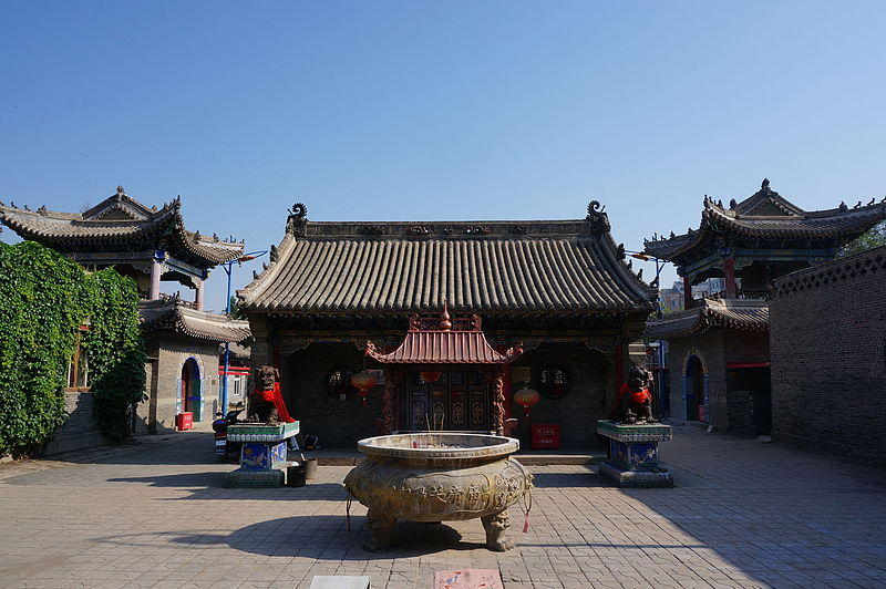 The Temple of Lord Guan in Chaoyang 27 2015-09.JPG
