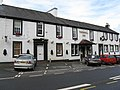The Thornhill Inn, from across the A76 - geograph.org.uk - 1423836.jpg