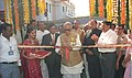 The Vice President, Shri Bhairon Singh Shekhawat inaugurating the new building of Smt. Shantaben Manoharbhai Patel Junior College in Nagpur on February 9, 2006.jpg