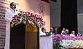 The Vice President, Shri M. Venkaiah Naidu addressing the 78th Session of Institute of International Law, at NALSAR University of Law, in Hyderabad.jpg