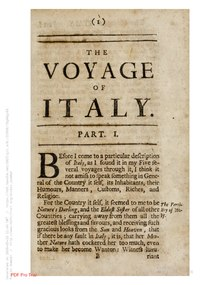 The Voyage of Italy, Part I and Part II.pdf