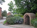 The Well and lane junction at Waters Upton - geograph.org.uk - 821107.jpg