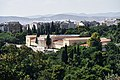 The Zappeion Hall from the Hill of Ardettus on July 21, 2019.jpg