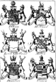 The arms of the nobility, of England, Scotland and Ireland, brought down to the year 1778 Fleuron T118793-19.png