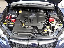 Subaru FB engine - Wikipedia