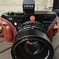 The evf on the Leica rocks. (14319895907).jpg