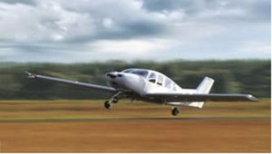 National Aerospace Laboratories - The first flight of C-NM5 on 1 September 2011.
