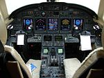The front office of the Citation X (5100778418).jpg